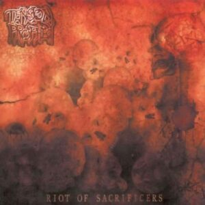 Tension Prophecy - Riot Of Sacrificers - CD  Rock / Death Metal