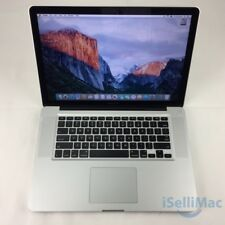 """Apple 2012 MacBook Pro 15"""" 2.3GHz I7 500GB 8GB MD103LL/A + iSight Issue"""