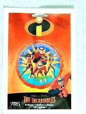 """NEW IN PACKAGE- DISNEY PIXAR - THE INCREDIBLES 18""""   BALLOON   PARTY SUPPLIES"""