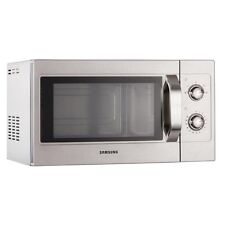 Samsung Light Duty 1100w Commercial Microwave Oven CM1099/SA Stainless Steel