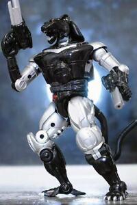TransArt  BWM-04 Beast Wars Ravage Action Figure