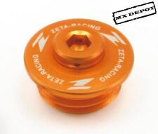 Zeta Naranja Tapa De Enchufe De Llenado Aceite KTM SX125 SX150 SX250 2003 - 2018 ZE89-2416
