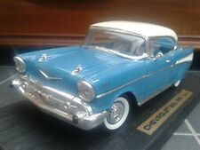 Road Legends 1957 Chevrolet Bel Air. 1/18 Scale. Great Condition. Boxed Yat Ming