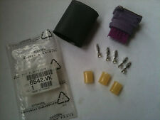 New Genuine Peugeot Citroen Plug Connector Repair Kit 5 Way Purple 6542VK eg 306