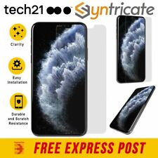"""iPhone 11 Pro Max (6.5"""") Tech21 Impact Glass Screen Protector Tempered Glass"""