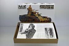 TAMIYA 1/35 35075-850 JAPANESE WWII TYPE97(CHI-HA) MEDIUM TANK