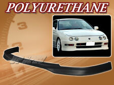 FOR 94-97 ACURA INTEGRA JDM-R POLY URETHANE PU FRONT BUMPER LIP SPOILER BODY KIT