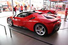 VIP Prospekt brochure Kunden customer Ferrari SF90 Stradale RAR