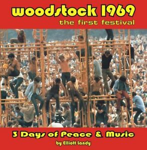 Woodstock 1969 the first festival - Books