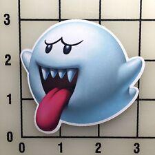 """Mario Ghost 3"""" Wide Color Vinyl Decal Sticker - BOGO"""