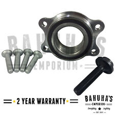 FRONT WHEEL BEARING WITH ABS FOR AUDI A4 MK4 (8K2) (8K5), A4 ALLROAD (8KH, B8)