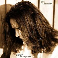 Dave Kilminster - And The Truth Will Set You Free (NEW CD)