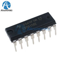 10PCS CD4015 CD4015BE DIP 16 CMOS Dual 4-Stage Static Shift Register