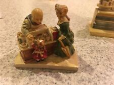 """Vintage 1947 P. W. Baston """"In the Candy Store"""" Figurine"""