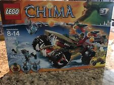 Lego 70135 Chima Cragger's Fire Striker New Sealed