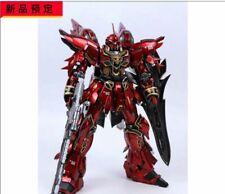 Pre-order HongLaJiao 1/100 MG CN-01 MSN-06 Sinanju Action figure Toy