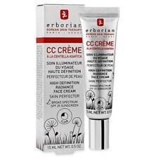 Erborian CC Cream CLAIR 15ml,High Definition Radiance Face Cream,Korea Cosmetics
