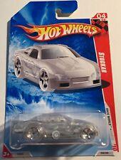 Hot Wheels 2009 Race World Stock Car GHOST BODY