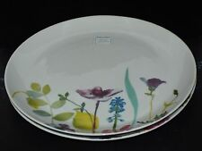 Earthenware British Portmeirion Pottery Dinner Plates