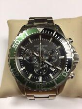 Men's JACQUES LEMANS Geneve Automatic Chronograph Steel Watch   827