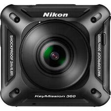 Nikon KeyMission 360  Degree ACTION CAMERA 4K UHD VIDEO WATERPROOF