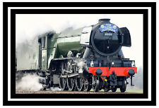 FLYING SCOTSMAN - SOUVENIR NOVELTY FRIDGE MAGNET - BRAND NEW - GIFT XMAS B / DAY