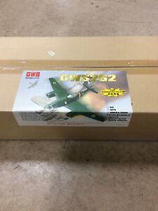 R/C GWS 262 (ME 262) WWII Jet EDF Kit