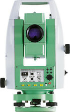 """Leica Flexline TS06 Plus 5"""" R500 Total Station For Surveying & Construction"""