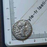 I06409 rare r1 denier argent septime sévère victoria monnaie romaine silver