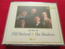 THE BEST OF CLIFF RICHARD & THE SHADOWS READERS DIGEST 5CD BOXSET