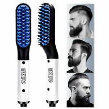 Electric Beard Straightener Beard Straightening Brush Beard Hot Combs for Men