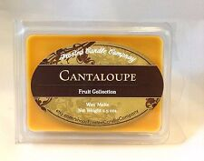Cantaloupe 2.5oz Soy Wax Melts Melon Scent Fruit One Package Sugar Sweet Summer