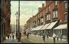 Stoke-on-Trent Pre - 1914 Printed Collectable Staffordshire Postcards