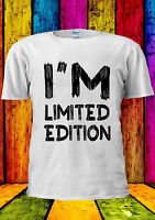 I'M Limited Edition Instagram Indie T-shirt Vest Tank Top Men Women Unisex 1794