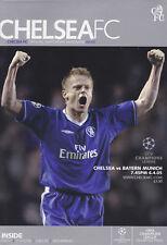 CHELSEA v BAYERN MUNICH UEFA CHAMPIONS LEAGUE QTR FINAL 2004/05
