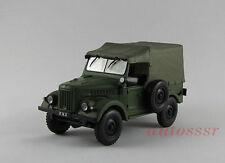 DeAgostini 1:43 Russian jeep 4x4 GAZ-69 mag №13 cars USSR