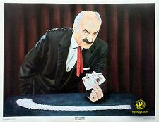 "Original René Lavand ""El Maesro"" Print"