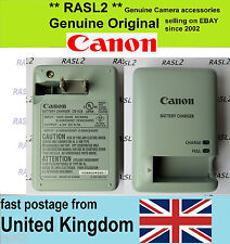 Genuine CANON  Charger,CB-2LB PowerShot ELPH 1000 1100 HS 510 530 HS SD4500 iS N