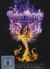 "Deep purple ""phoenix rising"" DVD + CD NEUF"