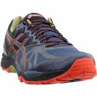 ASICS GEL-Fujitrabuco 6  Casual Running Neutral Shoes - Blue - Mens