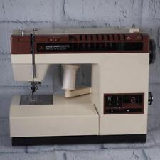 Vintage Jaguar Mate Electronic 2000 390J-5 Sewing Machine made in Japan