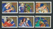 NEW ZEALAND 2000 CHRISTMAS SET OF 6 UNMOUNTED MINT, MNH