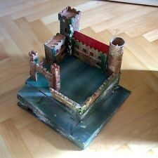 Alte Ritterburg aus Holz incl. OVP