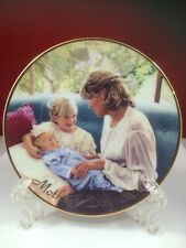 A Mothers Love Mothers Day 2000 Plate Porcelain by Missy Jenkins