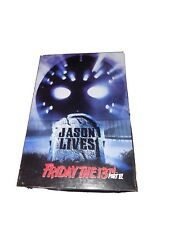 """NECA Friday the 13th Part 6 Jason Lives Ultimate Jason Voorhees 7"""" Action Figure"""