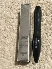 LANCOME Hypnose Drama Mascara. Excessive Black 01. Full Size: 0.23 Oz. NEW.