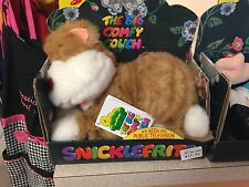 The Big Comfy Couch Snicklefritz In Original Box And Packaging  Free Shipping!