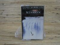 Cassette Tape THE MISSION Movie Original Motion Picture Soundtrack Morricone