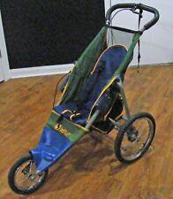 VINTAGE InStep Jogging Stroller 1990s (no sun shade)