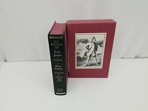 The History of Tom Jones A Foundling by Henry Fielding HC/BJ 1964 Random House